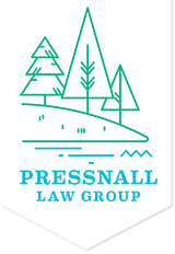 Pressnall Law Group Logo
